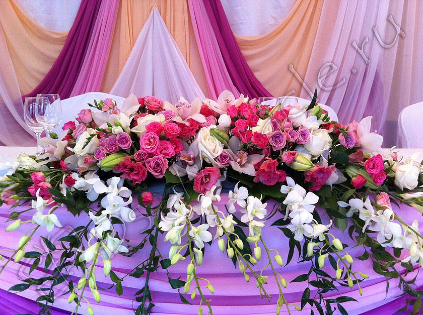 Оформление свадьбы. Оформление зала на свадьбу. Оформление