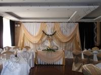 Оформление свадьбы в кафе Икс 28.06.2010