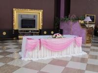 Оформление свадьбы в ресторане Pin-Up Cafe 26.05.2012