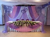 Оформление свадьбы в ресторане Одон 25.02.2012
