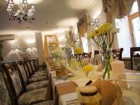 Оформление свадьбы в ресторане Экле 21.07.2012