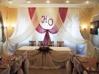 Оформление свадьбы в ресторане Тополек Королев 06.07.2013