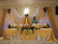 Оформление свадьбы в ресторане Зеленая Роща 09.07.2007