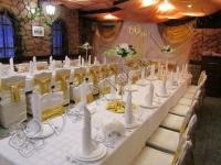 Оформление юбилея в ресторане 15.10.2010