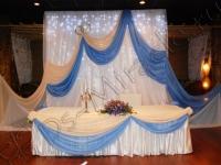 Оформление свадьбы в клубе ресторане Тропикана 25.05.2010