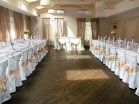 Оформление свадьбы в ресторане G&M 16.06.2012
