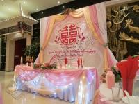 Оформление свадьбы в р.ц. Коулун 16.07.2011