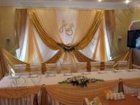 Оформление свадьбы ресторан Тополек 17.07.2010