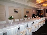Оформление свадьбы в ресторане G&M 19.01.2013