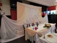 Оформление свадьбы в ресторане №1 03.09.2011