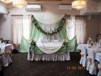 Оформление свадьбы в ресторане G&M 13.03.2013